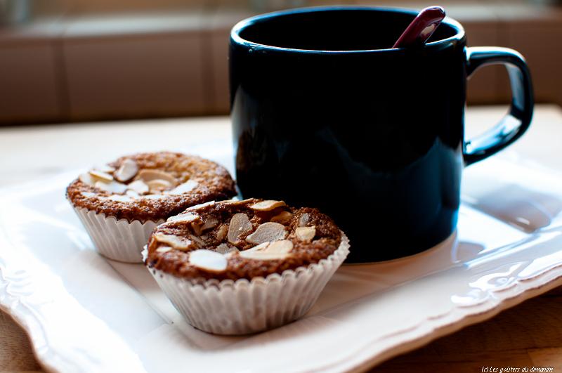 Muffins Poires Chocolat 2